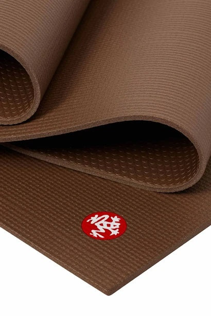 Manduka Pro Black Yoga Mat 71 Limited Edition - Brown metallic