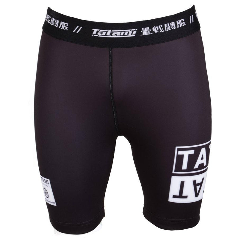 Tatami Fightwear White Label VT Shorts Black