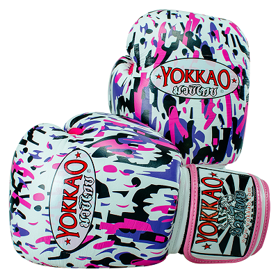 Apache Boxing Gloves