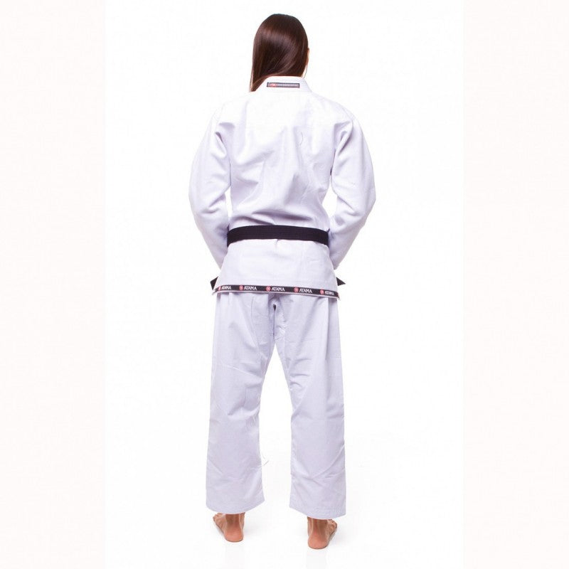 Atama Mundial Womens Gi White-Black