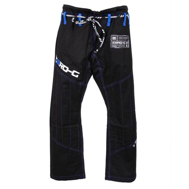 Tatami Fightwear Black Zero G V4 Advanced Lightweight Gi