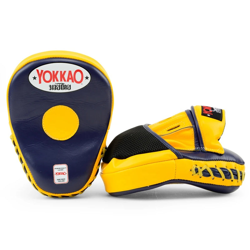 Yokkao Mitts Close - Blue/Fusion