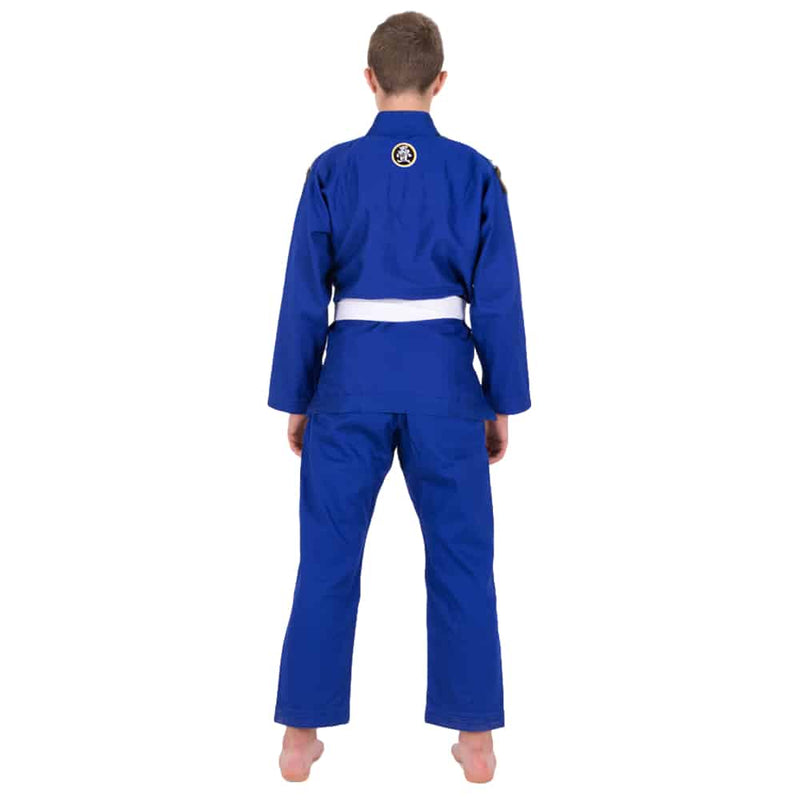 Tatami Fightwear Kids Nova Absolute Gi Blue