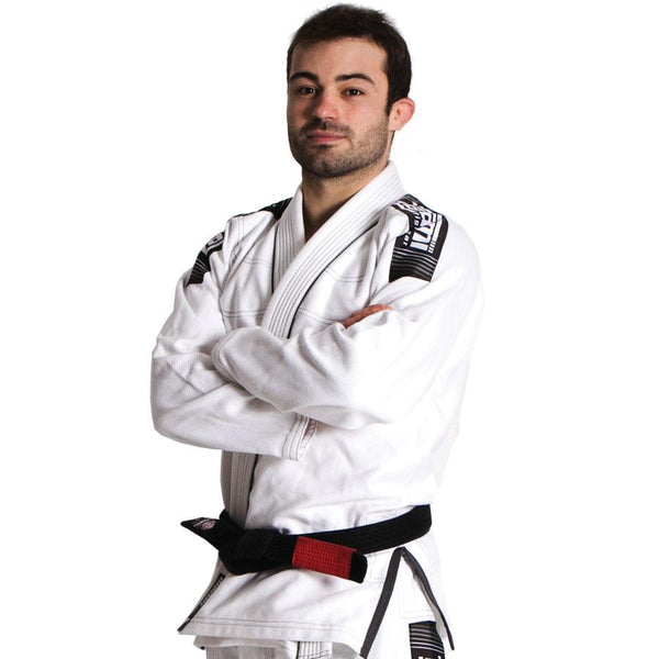 Tatami Fightwear Nova + Plus BJJ Gi - White - Free White Belt