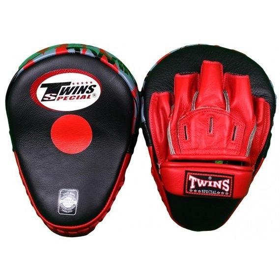 Twins Special Focus Mitts