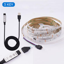 Load image into Gallery viewer,  Waterproof Flexible Led Tape Light With Remote 24Key 3Key Wifi Control