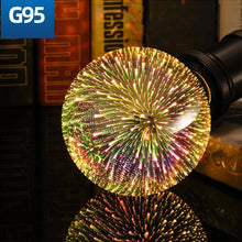 Load image into Gallery viewer, 3D Firework Decoration LED Bulb