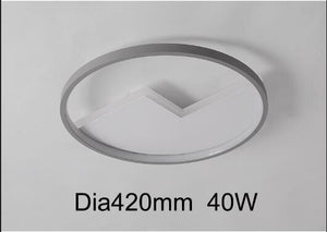 Modern LED Surface Mounted Ceiling  Lights