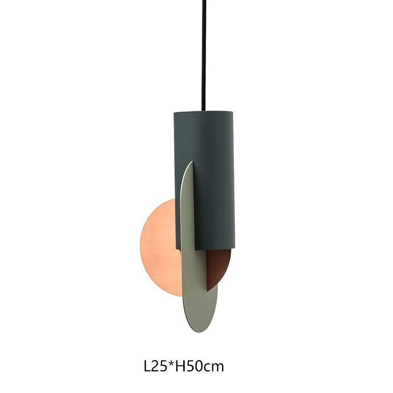 Nordic Art Lustre Hanging Ceiling Decor Suspension Pendant Lamp