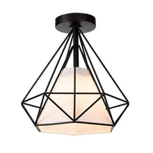 Load image into Gallery viewer, Nordic Style Creative Retro Vintage Industrial Rustic Flush Mount Light
