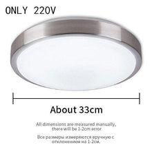Load image into Gallery viewer, Surface Mount Remote Control Modern LED Ceiling Lighting Fixture