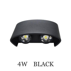 Nordic LED Waterproof outdoor wall lights for Porch/ /Garden /Bathroom