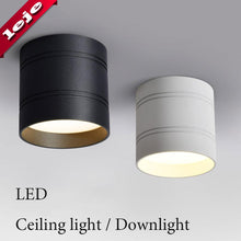 Load image into Gallery viewer, Round Tube LED Ceiling Lights