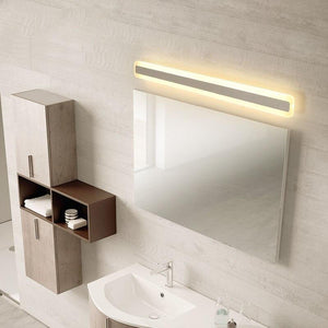Waterproof Modern Cosmetic Acrylic Wall Lamp For Bathroom