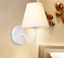 Load image into Gallery viewer,  Wall Sconce Bedside White Reading Light
