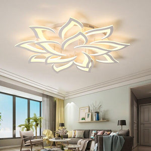 Design Modern LED Chandelier With APP Remote Control