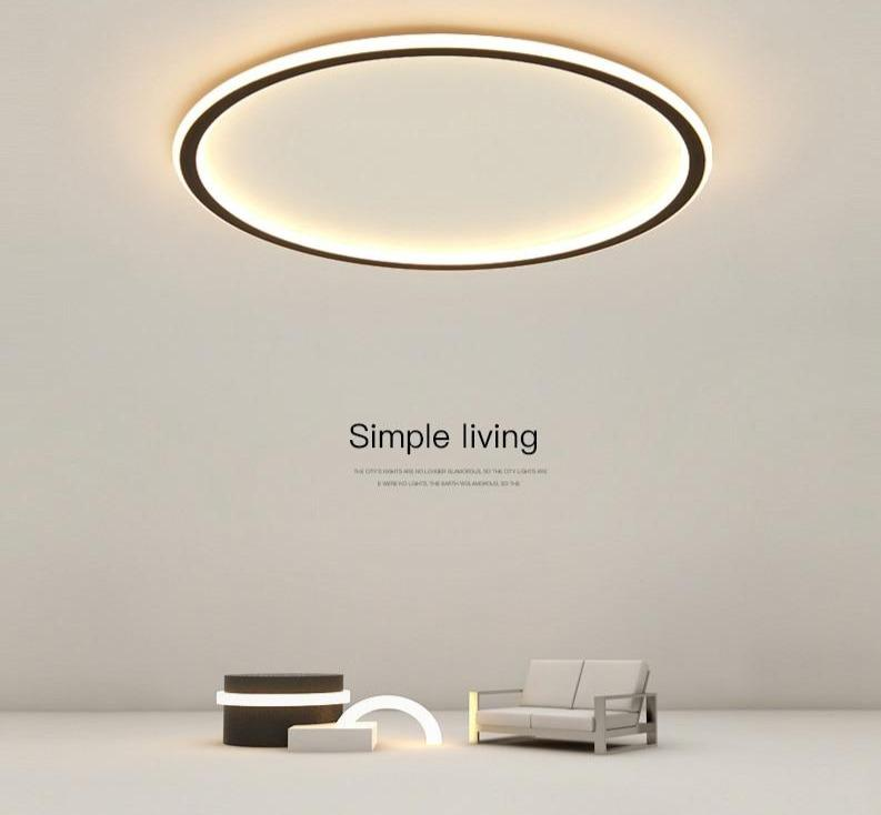Dimmable Indoor Modern LED Ceiling fixtures