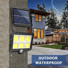 Load image into Gallery viewer, Outdoor Motion Sensor Waterproof Wall Light