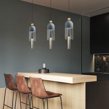 Load image into Gallery viewer, Postmodern tassel LED pendant lights