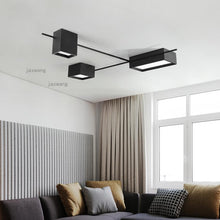 Load image into Gallery viewer, Nordic  Iron Modern LED Creative Ceiling Lighting Fixtures