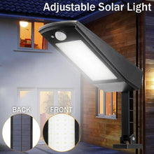 Load image into Gallery viewer, 900LM 48LED Solar Motion Sensor Wall Light