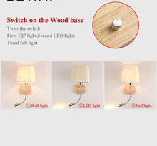 Load image into Gallery viewer, Bedside Wall Lamp