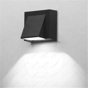 IP65 Waterproof Surface Mounted Cube Led Garden Porch Light