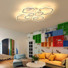 Load image into Gallery viewer, Clouds Designer Minimalist Modern LED Ceiling Lights Fixture