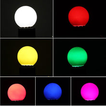 Load image into Gallery viewer, E27 Colorful Globe Bulbs