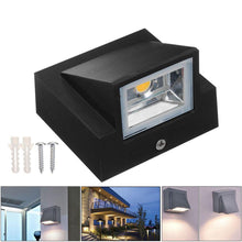 Load image into Gallery viewer, IP65 Waterproof Surface Mounted Cube Led Garden Porch Light