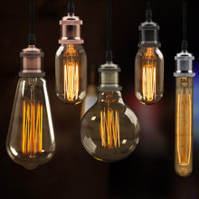 Load image into Gallery viewer, Modern Aluminum Incandescent Vintage Retro Edison Bulb Decor Hanging Lamp