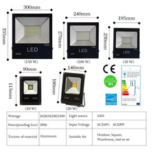 Load image into Gallery viewer, Reflector Waterproof Floodlight