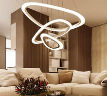 Load image into Gallery viewer, Molusq Pendant Chandelier