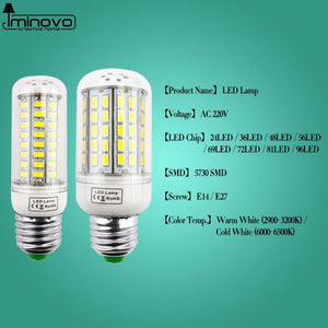 LED Bulb E27 Chandelier Candle Lamp