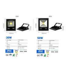 Load image into Gallery viewer,  220V 240V Waterproof Ip65 Led Reflector Projector Floodlights