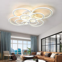 Load image into Gallery viewer, Lighting Garner - Double Glow Remote Controller Dimmable Ceiling Chandelier