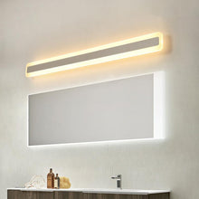 Load image into Gallery viewer, Waterproof Modern Cosmetic Acrylic Wall Lamp For Bathroom