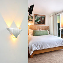 Load image into Gallery viewer, Led indoor bedside hallway wall lamp