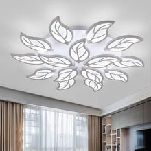 Load image into Gallery viewer, Design Leaves Shape creative LED ceiling lights