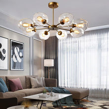 Load image into Gallery viewer, Modern Minimalist Creative Living Room Chandeliers
