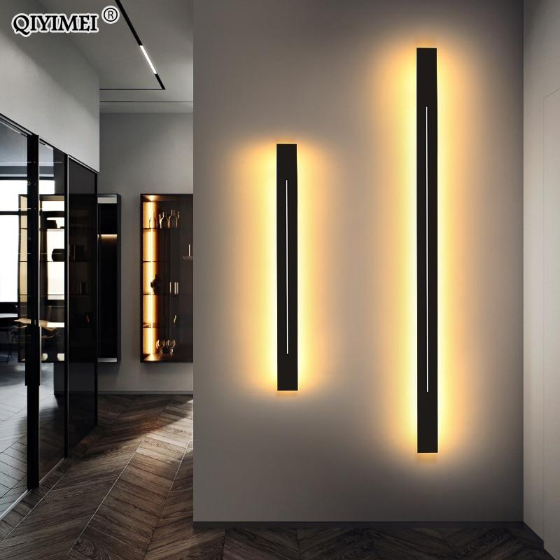 Modern Led Wall Lamps For Stair Fixture AC85-260V