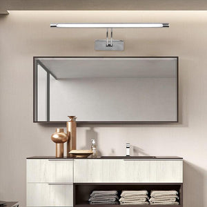 LED Minimalist Mirror Light Wall Mounted Lamp