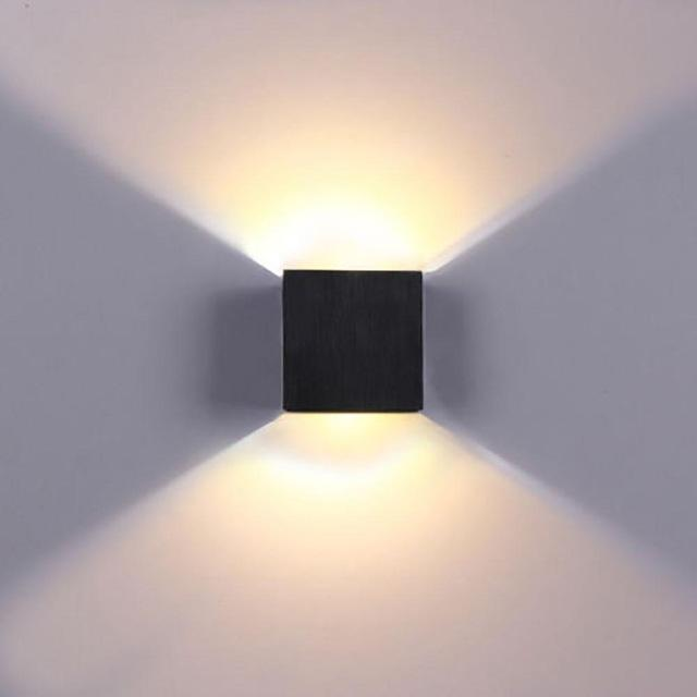 Modern 6W LED Wall Light