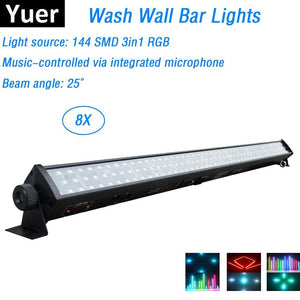 8Pcs/Lot LED Bar Lights