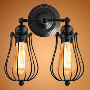 Retro Loft Industrial Wall Lamp