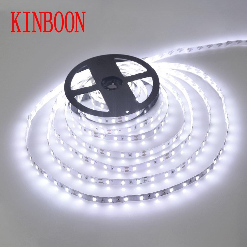 12V LED Strip Non-Waterproof / Waterproof Flexible Changeable Light