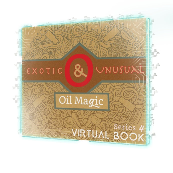 Exotic & Unusual Oil Magic [Virtual Book]