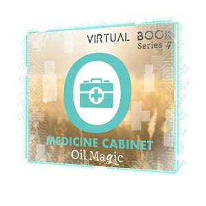 Medicine Cabinet Oil Magic [Virtual Book]