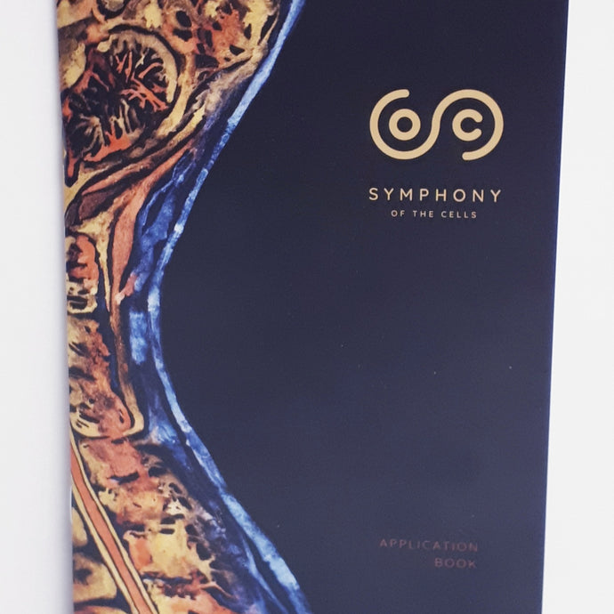 Symphony of the Cells, Application Book