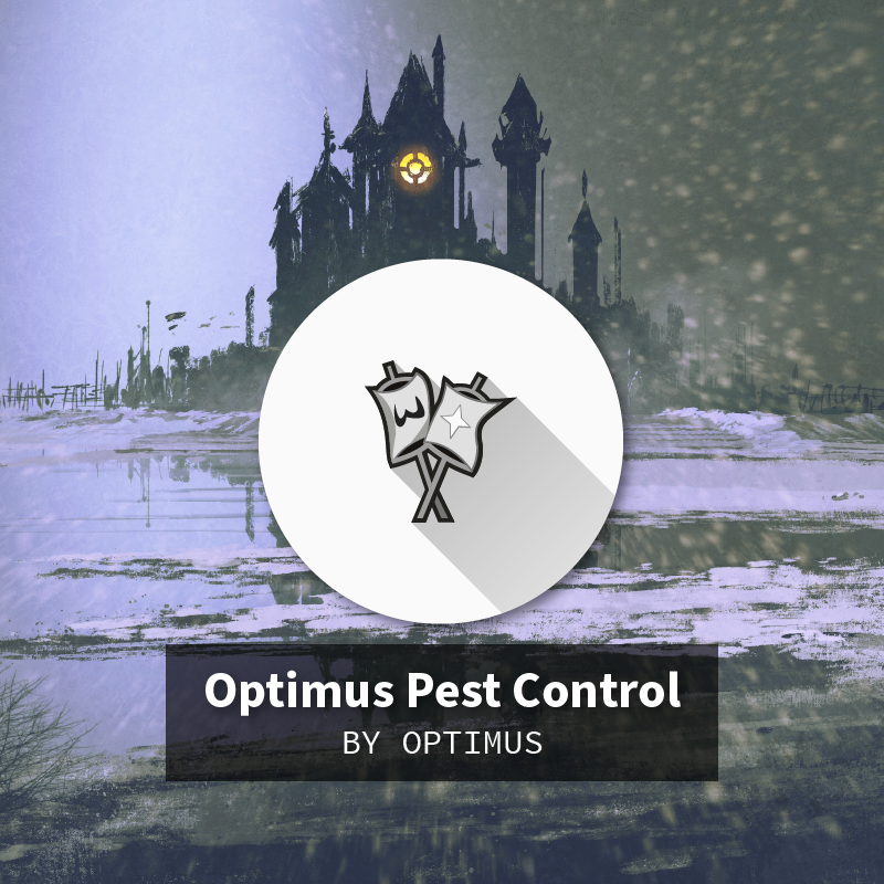 Optimus Pest Control